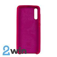 Чехол Jelly Silicone Case Samsung A50 Красная Роза, фото 2