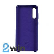 Чехол Jelly Silicone Case Samsung A50 Ультрафиолетовый, фото 2