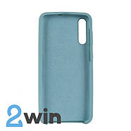 Чохол Jelly Silicone Case Samsung A50 М'ятна Жуйка, фото 2