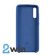 Чехол Jelly Silicone Case Samsung A70 Тахо Синий, фото 2
