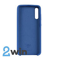 Чохол Jelly Silicone Case Samsung A70 Тахо Синій, фото 2