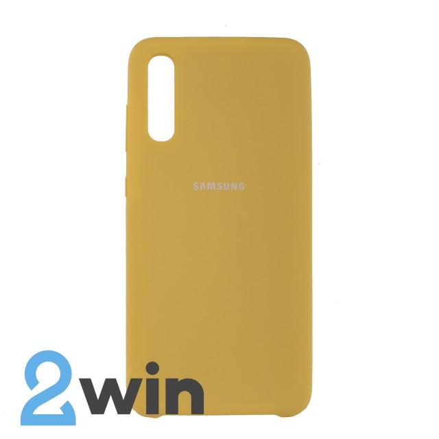 Чохол Jelly Silicone Case Samsung A70 Пилок