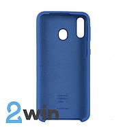 Чехол Jelly Silicone Case Samsung M20 Тахо Синий, фото 2