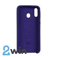 Чехол Jelly Silicone Case Samsung M20 Ультрафиолетовый, фото 2