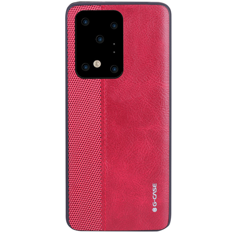 Чехол-накладка G-Case Earl Series для Samsung Galaxy S20 Ultra (тех. упаковка)