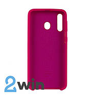 Чехол Jelly Silicone Case Samsung M30 Красная Роза, фото 2