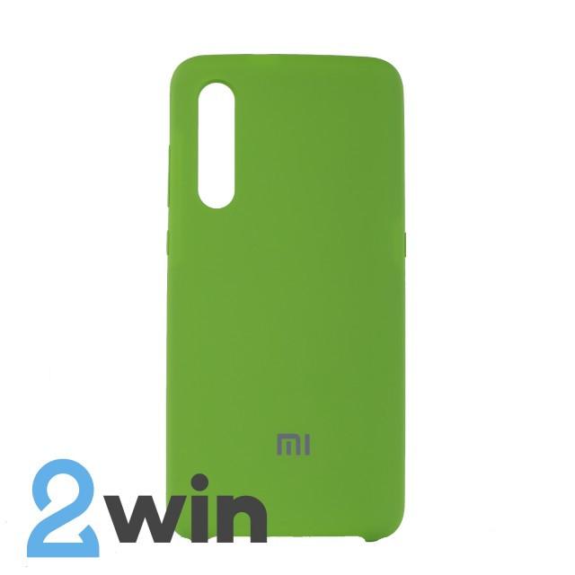 Чехол Jelly Silicone Case Xiaomi Mi 9 Зеленый