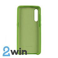 Чехол Jelly Silicone Case Xiaomi Mi 9 Зеленый, фото 2