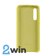 Чехол Jelly Silicone Case Xiaomi Mi 9 Желтый, фото 2