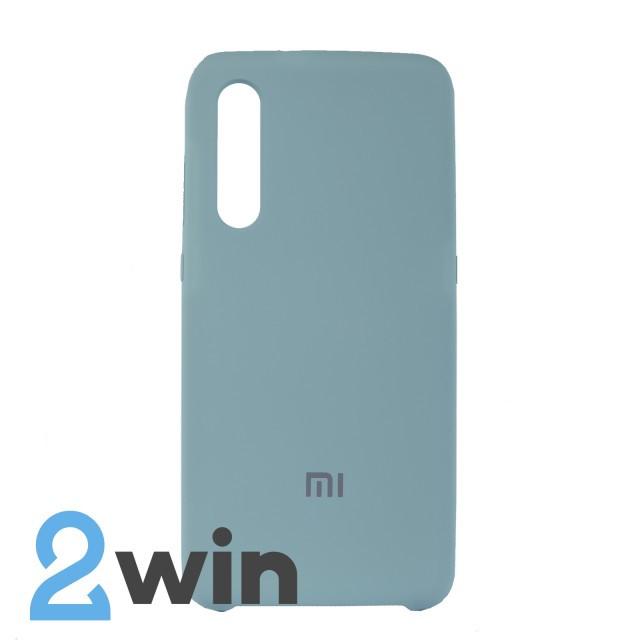 Чехол Jelly Silicone Case Xiaomi Mi 9 Бирюзовый