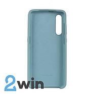 Чехол Jelly Silicone Case Xiaomi Mi 9 Бирюзовый, фото 2