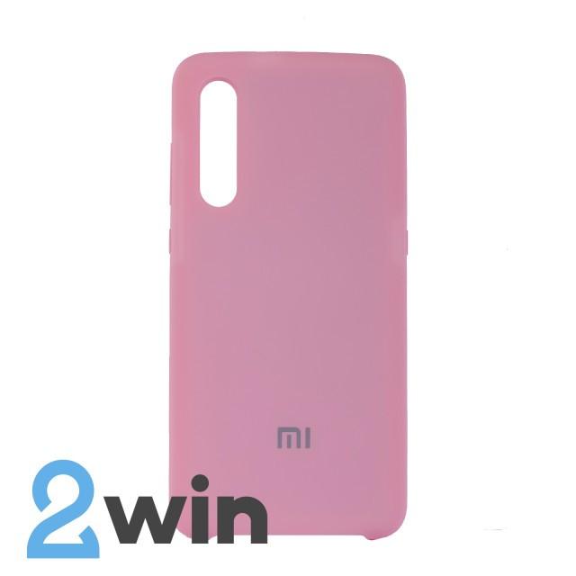 Чехол Jelly Silicone Case Xiaomi Mi 9 Розовый