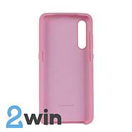 Чехол Jelly Silicone Case Xiaomi Mi 9 Розовый, фото 2