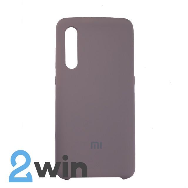 Чехол Jelly Silicone Case Xiaomi Mi 9 Лавандовый