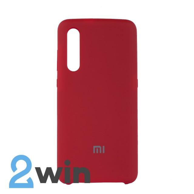 Чехол Jelly Silicone Case Xiaomi Mi 9 Красный