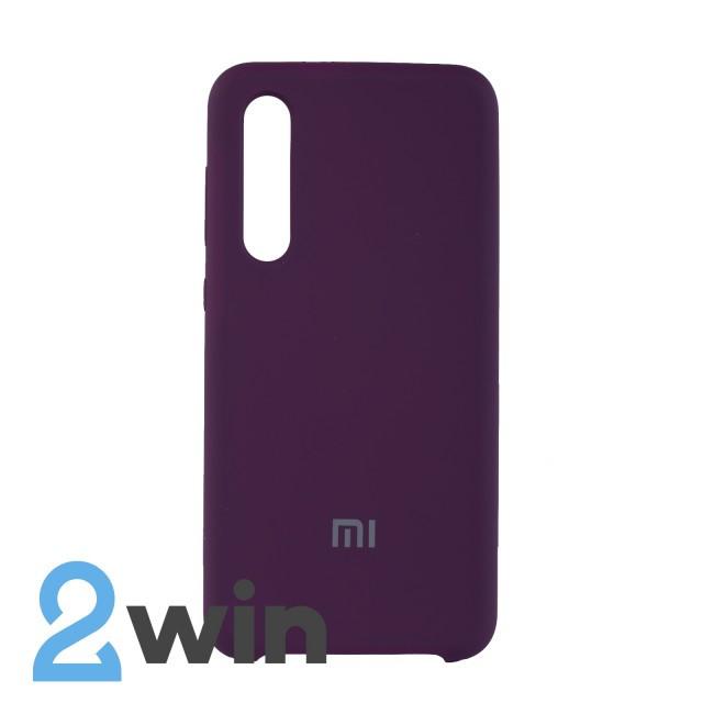 Чохол Jelly Silicone Case Xiaomi Mi 9 SE Пурпурний