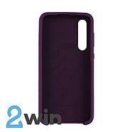 Чохол Jelly Silicone Case Xiaomi Mi 9 SE Пурпурний, фото 2
