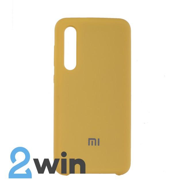 Чехол Jelly Silicone Case Xiaomi Mi 9 SE Пыльца