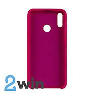 Чехол Jelly Silicone Case Xiaomi Mi 9 SE Красная Роза, фото 2