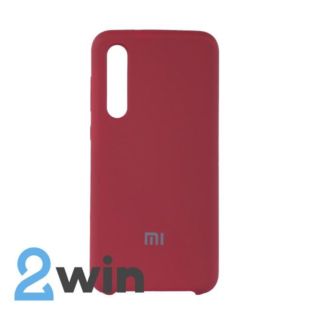 Чохол Jelly Silicone Case Xiaomi Mi 9 SE Марсала