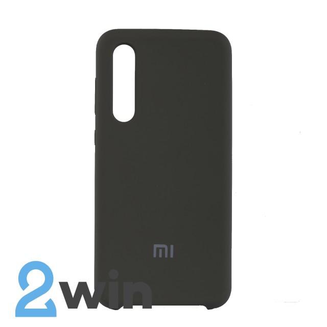 Чехол Jelly Silicone Case Xiaomi Mi 9 SE Темно-оливковый
