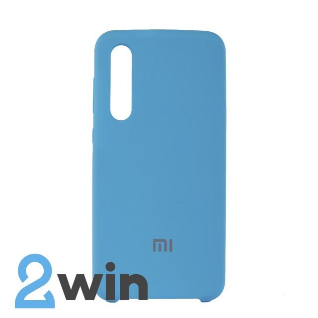 Чехол Jelly Silicone Case Xiaomi Mi 9 SE Синий