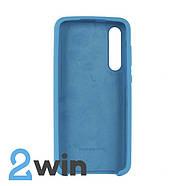 Чехол Jelly Silicone Case Xiaomi Mi 9 SE Синий, фото 2