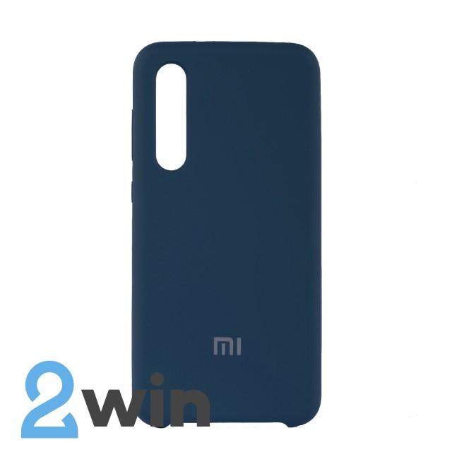 Чохол Jelly Silicone Case Xiaomi Mi 9 SE Космічний Синій