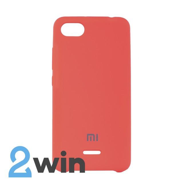 Чохол Jelly Silicone Case Xiaomi Redmi 6A Камелія
