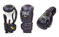 Перчатки боксерские PVC на липучке Everlast (4-14oz) PZ-MA-5018