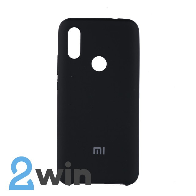 Чехол Jelly Silicone Case Xiaomi Redmi 7 Черный