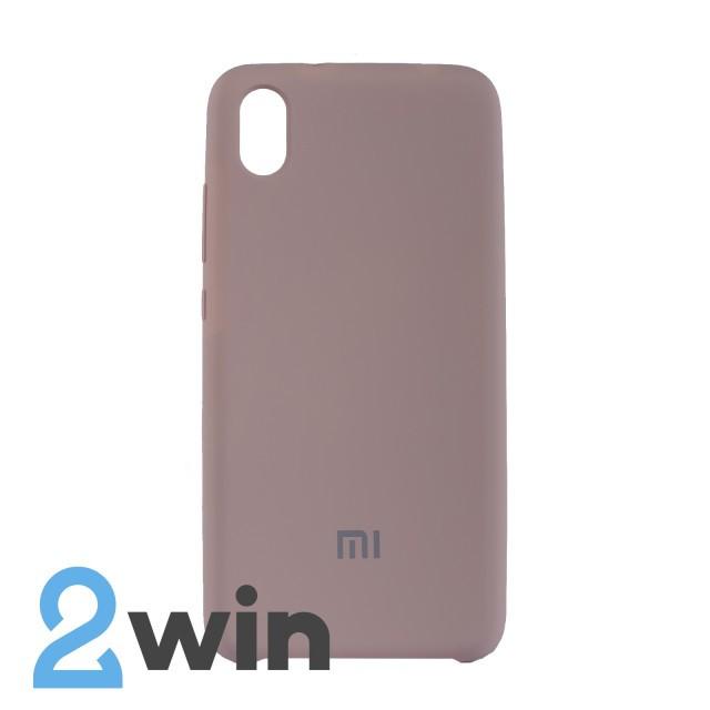 Чехол Jelly Silicone Case Xiaomi Redmi 7A Розовый Песок