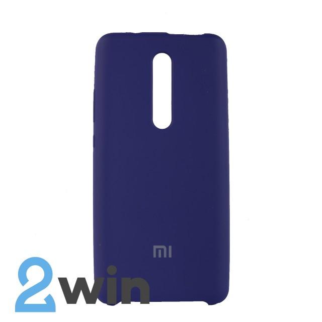 Чехол Jelly Silicone Case Xiaomi Redmi K20/K20 Pro Ультрафиолетовый