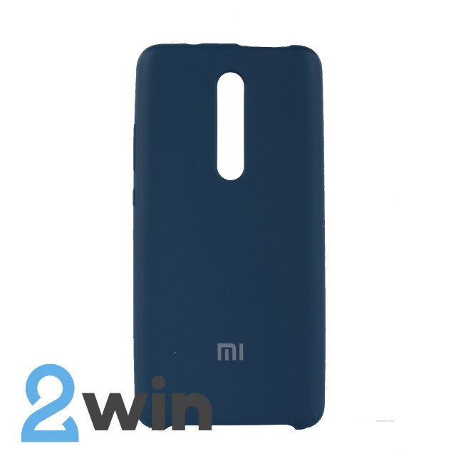 Чехол Jelly Silicone Case Xiaomi Redmi K20/K20 Pro Космический Синий