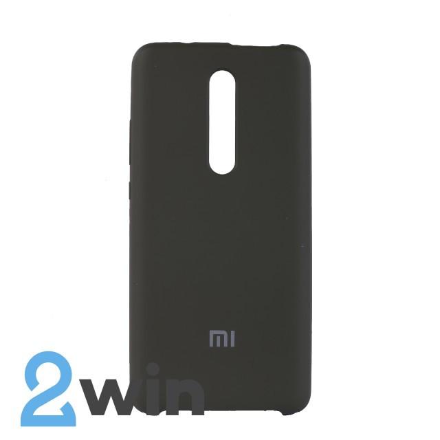 Чехол Jelly Silicone Case Xiaomi Redmi K20/K20 Pro Темно-оливковый