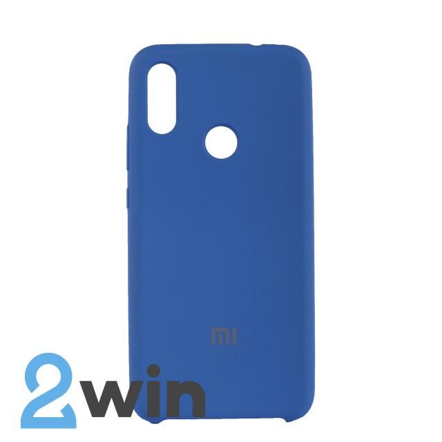 Чохол Jelly Silicone Case Xiaomi Redmi Note 7 Тахо Синій