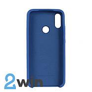 Чохол Jelly Silicone Case Xiaomi Redmi Note 7 Тахо Синій, фото 2
