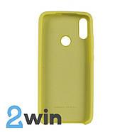 Чехол Jelly Silicone Case Xiaomi Redmi Note 7 Желтый, фото 2
