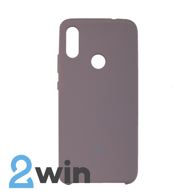 Чохол Jelly Silicone Case Xiaomi Redmi Note 7 Лавандовий