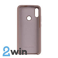 Чехол Jelly Silicone Case Xiaomi Redmi Note 7 Розовый Песок, фото 2