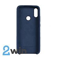 Чехол Jelly Silicone Case Xiaomi Redmi Note 7 Синий Кобальт, фото 2