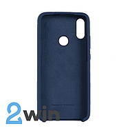 Чохол Jelly Silicone Case Xiaomi Redmi Note 7 Синій Кобальт, фото 2