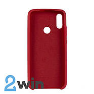 Чохол Jelly Silicone Case Xiaomi Redmi Note 7 Червоний, фото 2