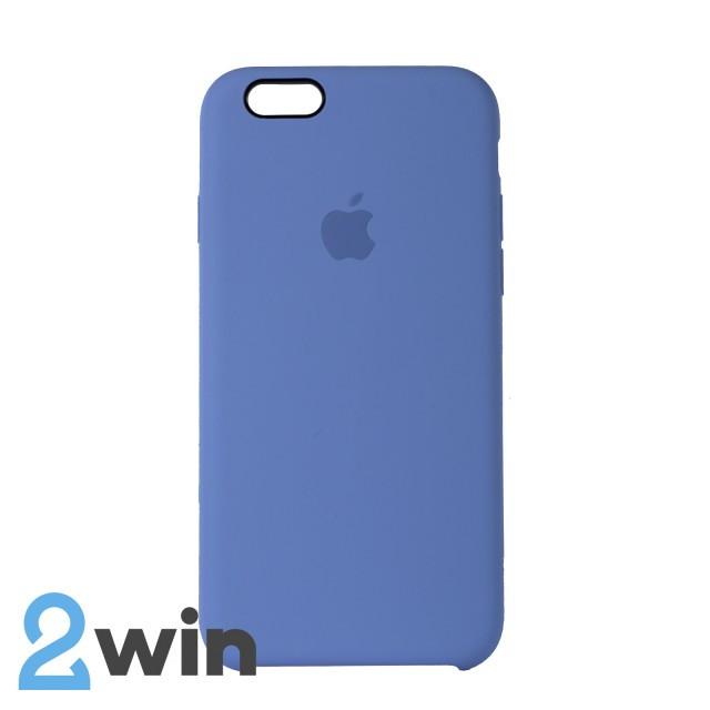 Чехол Silicone Case iPhone 6/6s Copy Light Blue (24)