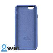 Чехол Silicone Case iPhone 6/6s Copy Light Blue (24), фото 2