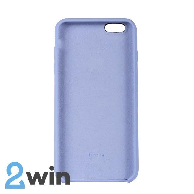 Чехол Silicone Case iPhone 6/6s Plus Copy Lilac (5)