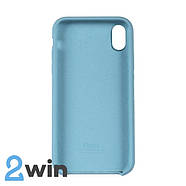 Чохол Silicone Case iPhone XR Copy Ice Blue (21), фото 2