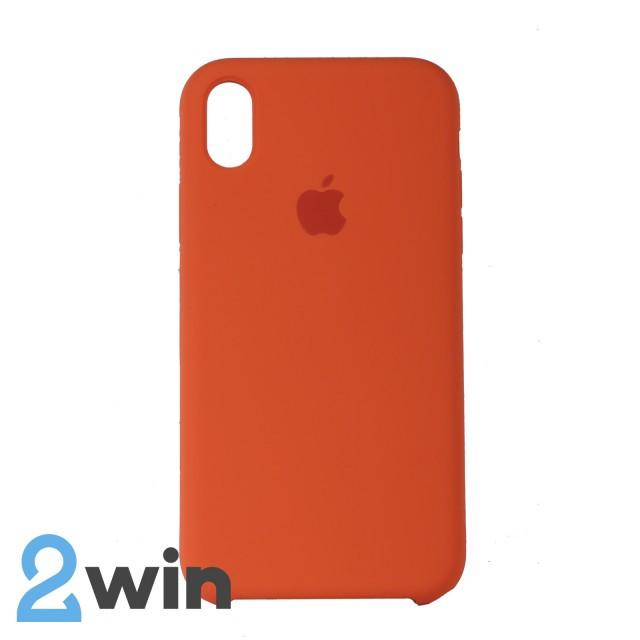 Чехол Silicone Case iPhone XR Copy Malus Spectabilis (27)