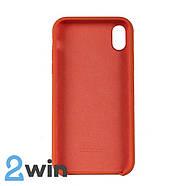 Чехол Silicone Case iPhone XR Copy Malus Spectabilis (27), фото 2