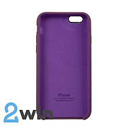 Чехол Silicone Case iPhone 6/6s Copy Violet (52), фото 2